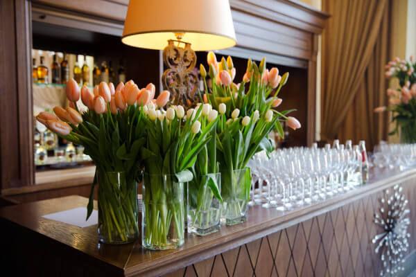 Тюльпаны для свадьбы