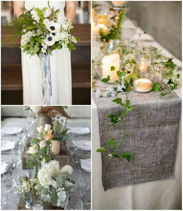 свадебная флористика 2015
