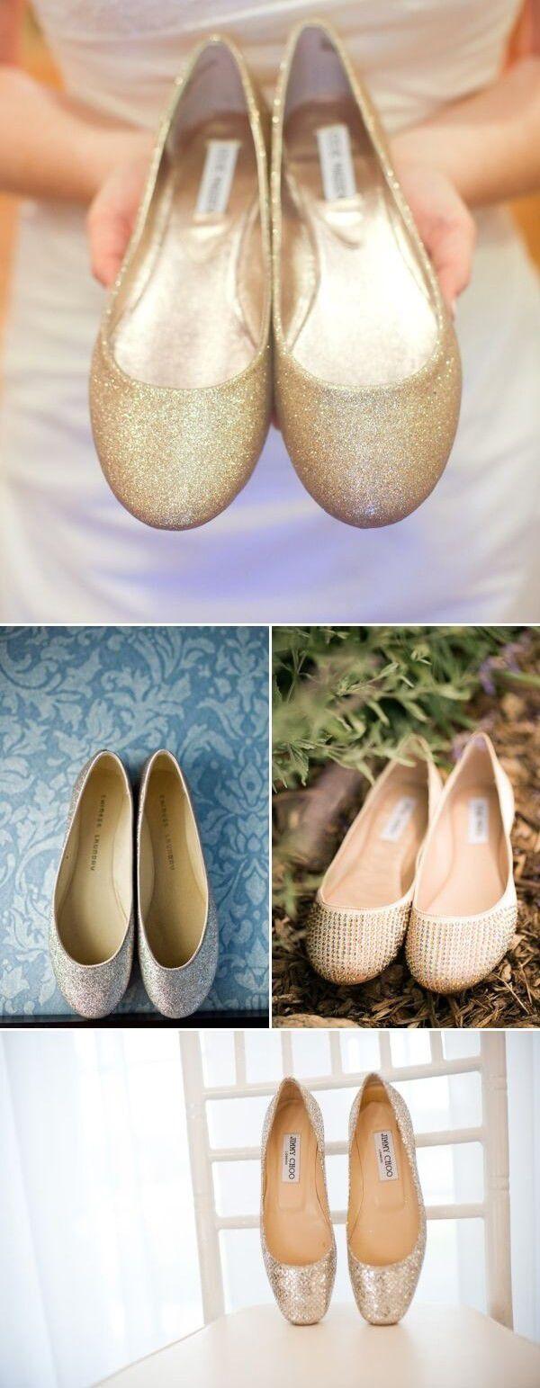 туфли невесты без каблука