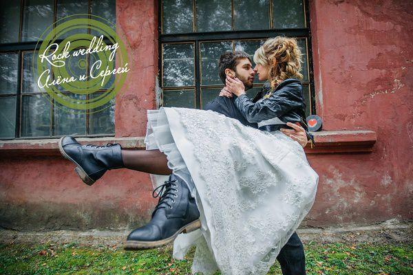 свадьба в стиле рок