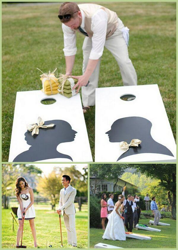 чем развлечь гостей на прогулке на свадьбе