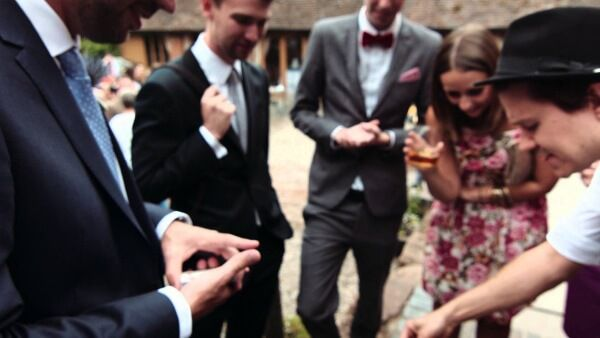 сценарий свадьбы для гостей