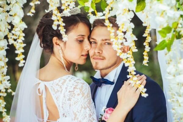 свадьба тиффани фото