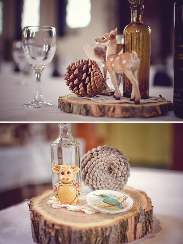 номерки на столы на свадьбе