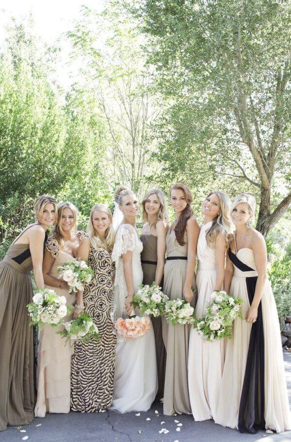 тема сафари на свадьбе