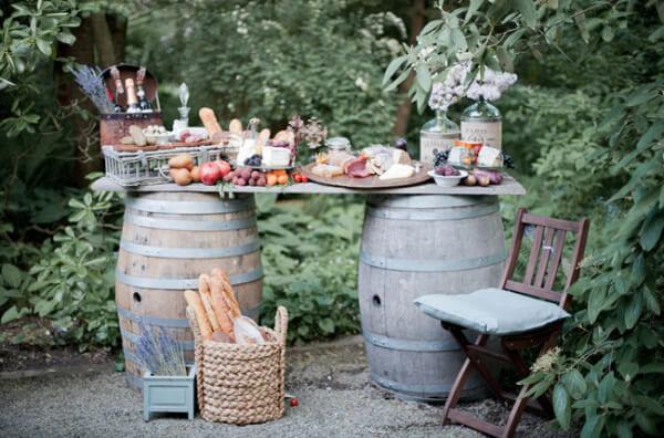 сырный стол на свадьбе фото