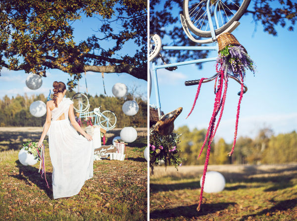 образ скромной невесты фото