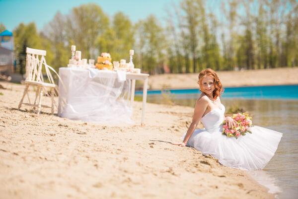 свадьба утра невесты
