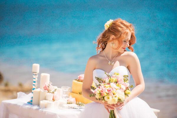 утро невесты идеи фото