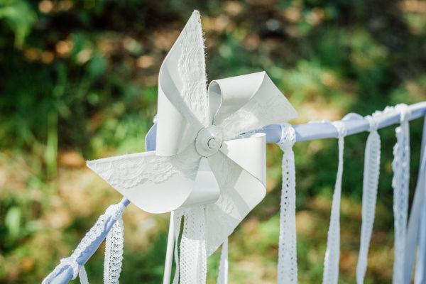 мягкость образа невесты