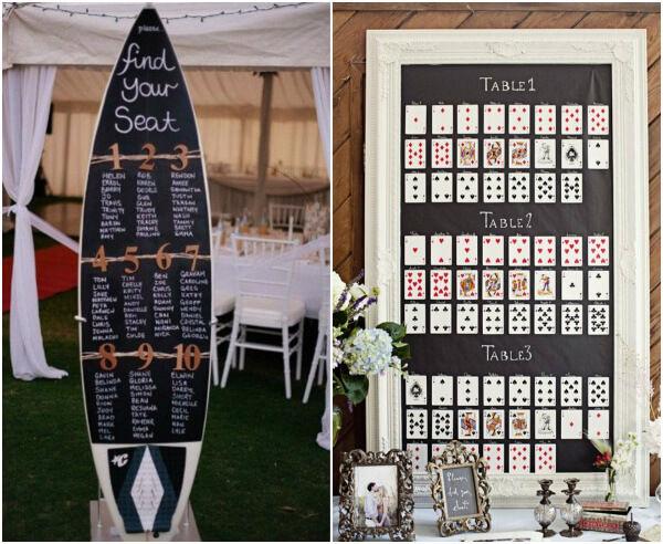 план рассадки гостей на свадьбе оформление