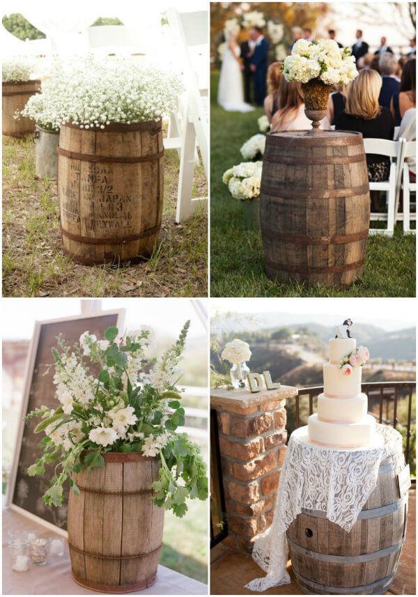 винтажная свадьба оформление