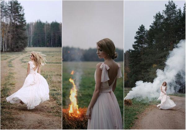 самые красивые образы невест фото