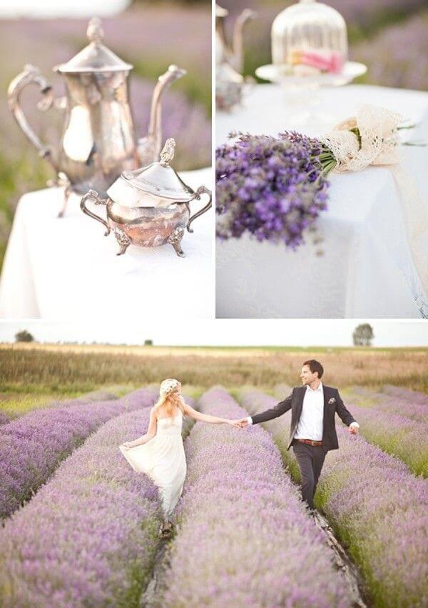 свадьба прованс фото
