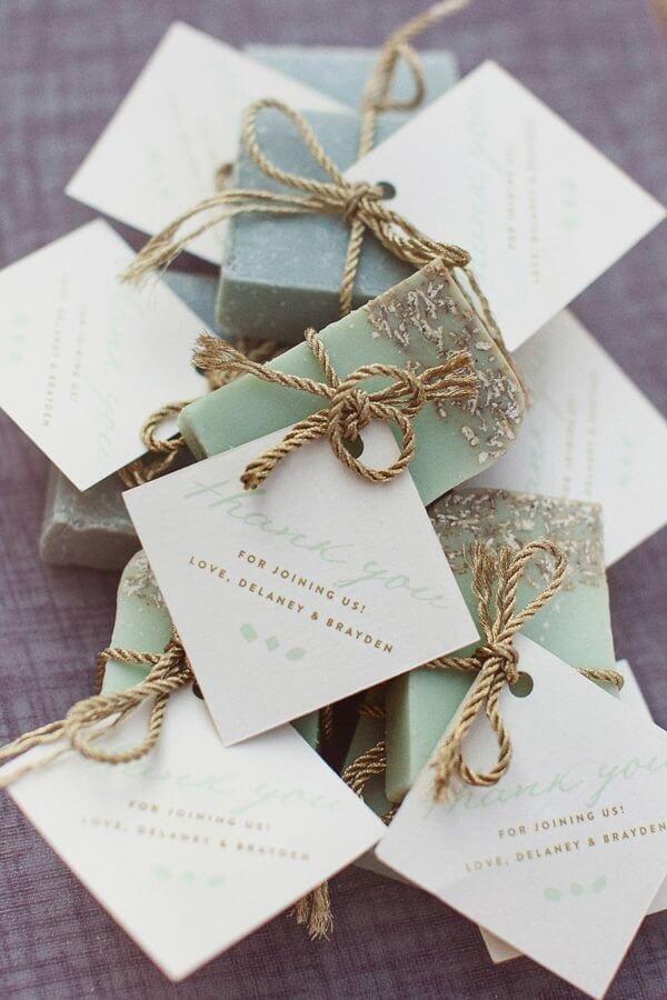 сувениры для гостей на свадьбу своими руками