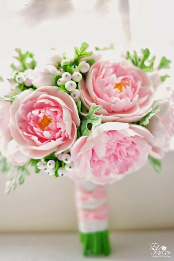 букет на свадьбу для невесты своими руками