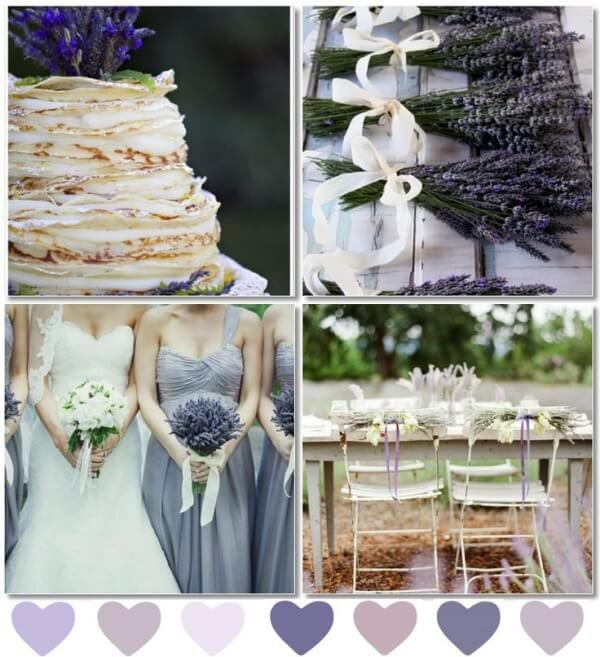 руссика прованс свадьба фото