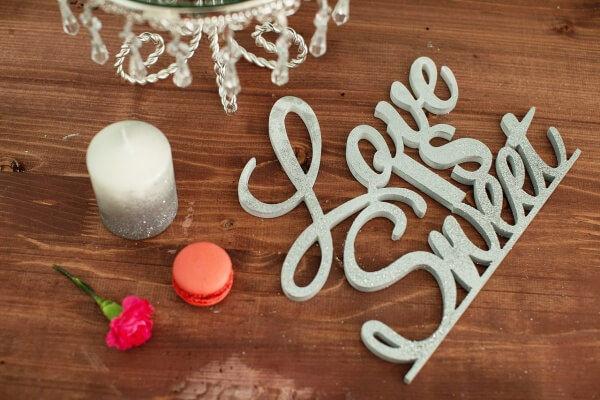 буквы на свадьбу для фотосессии