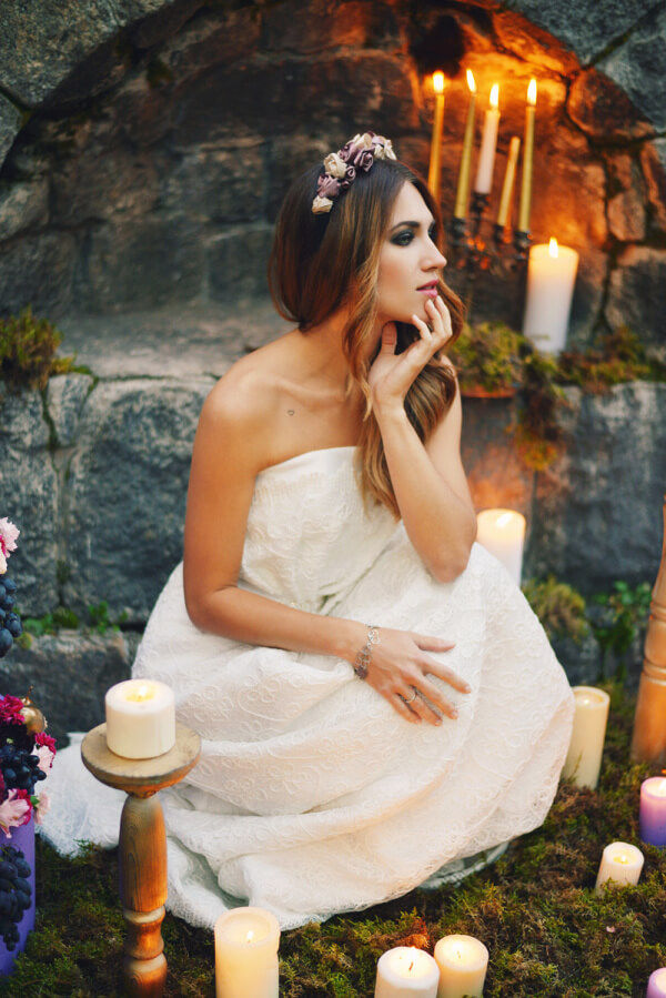 образ невесты принцессы