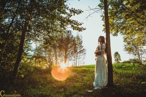 образ невесты на свадьбу