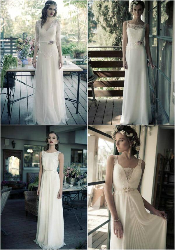 платье в стиле прованс