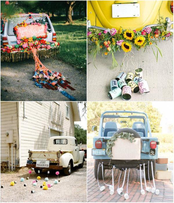 свадьба в стиле хиппи фото