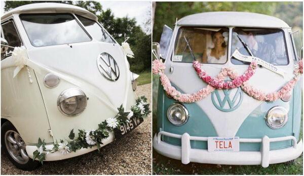 свадьба хиппи фото