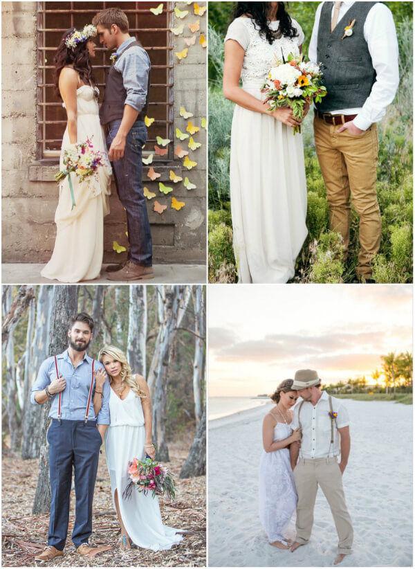стиль жениха и невесты