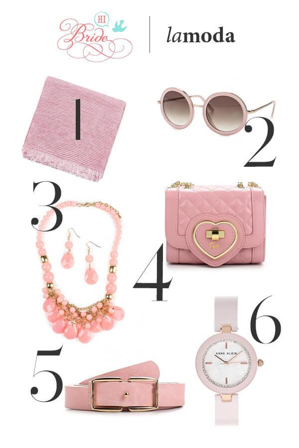 Пастельно-розовый цвет