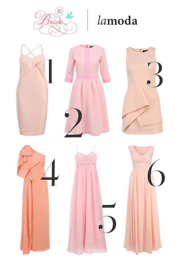 Пастельно розовый цвет