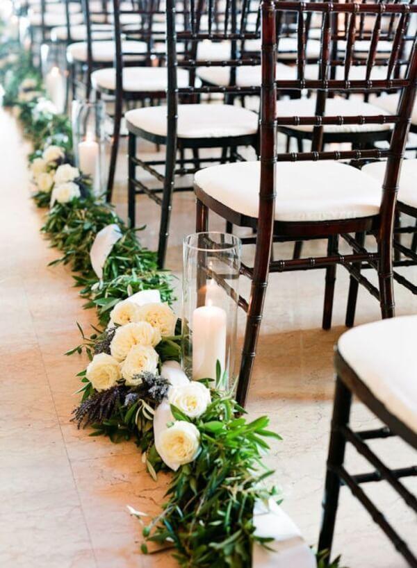 цветы на свадьбе осенью
