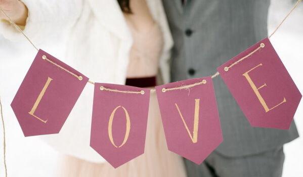 Оформление свадьбы: золотой цвет