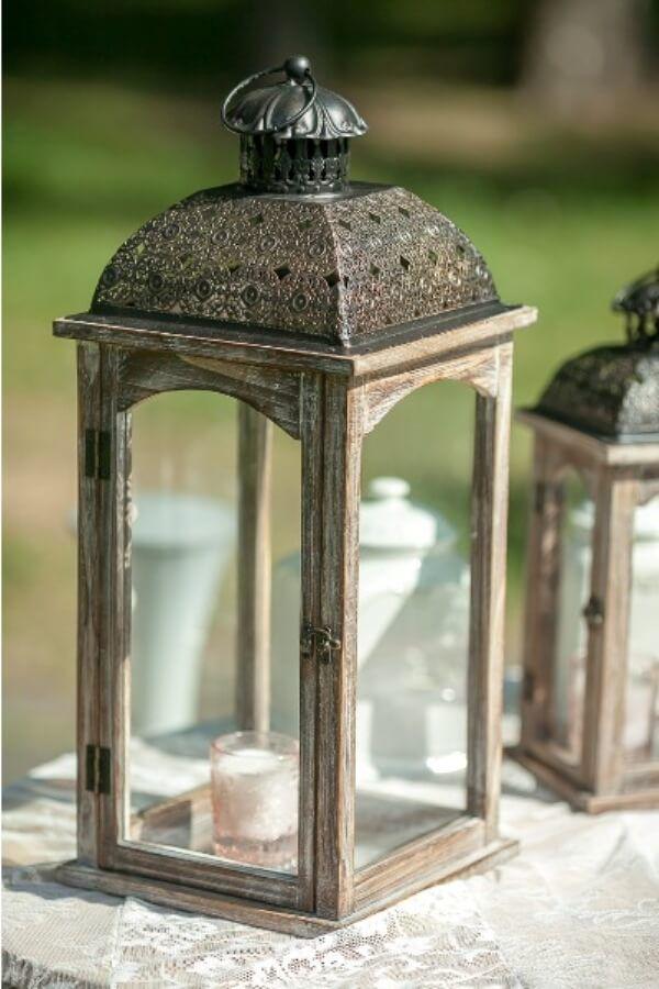 фонари на свадьбе