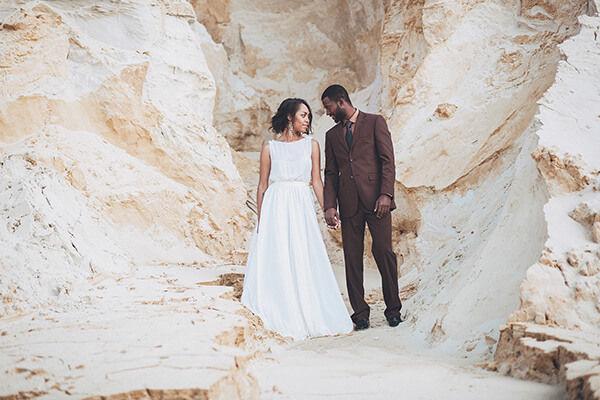 Свадьба в пустыне
