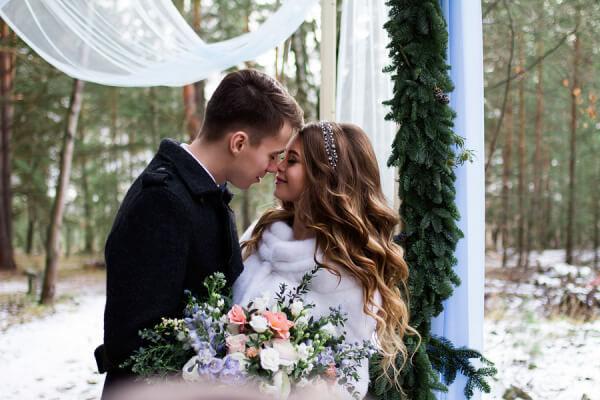 Свадьба в цвете Serenity