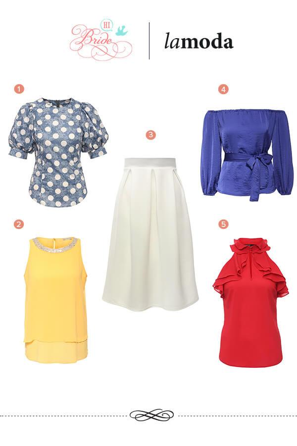 Одна юбка - разные стили