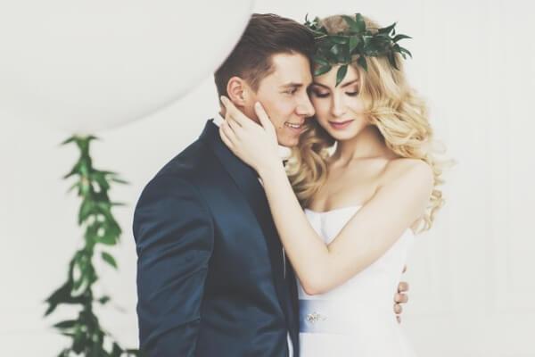 свадьба в стиле модерн