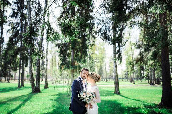 свадьба в начале мая