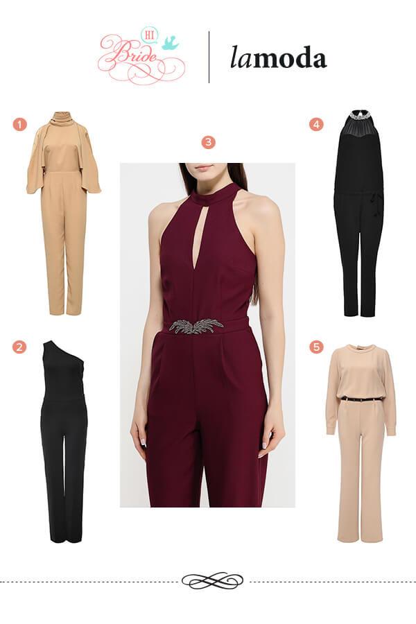 тенденции моды 2017 - комбинезон
