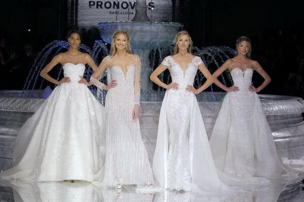 коллекция Pronovias 2018