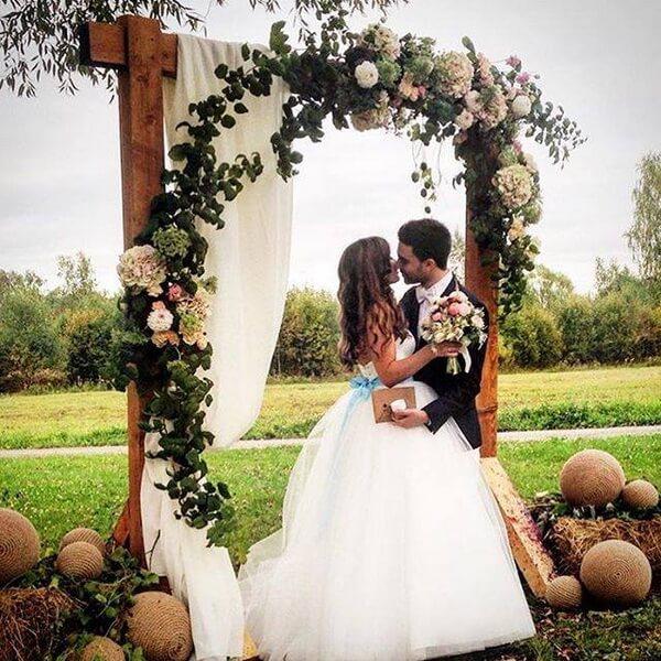 свадьба в парк-отеле Белые аллеи