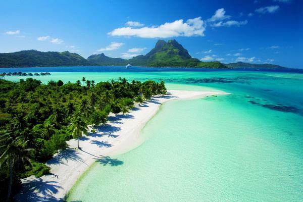 свадьба во Французской Полинезии