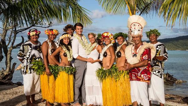 свадьба таити