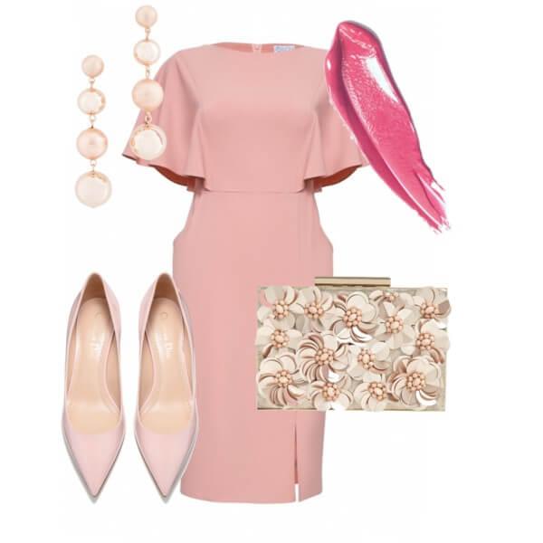231552b93d8 История одного пыльно-розового платья - Hibride.ru