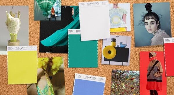 Институт Pantone о цветах весны 2018