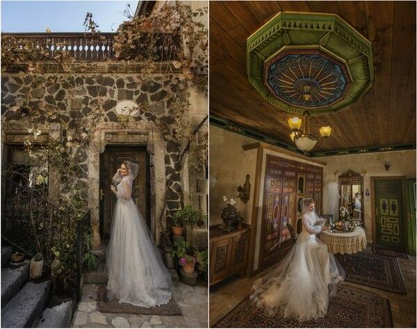 Свадьба в Каппадокии