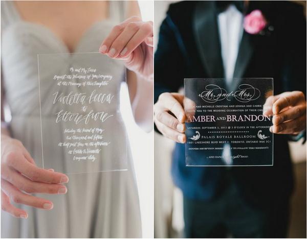 свадебные пригласительные 2018