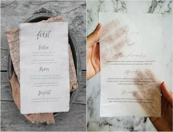 свадебные приглашения 2018