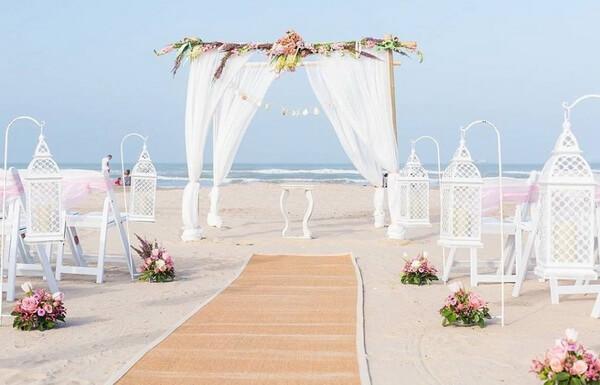 свадьба в стиле баунти
