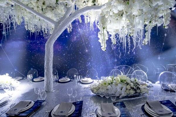 свадьба в стиле Вселенной